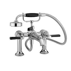 Samuel Heath Style Moderne Bath Shower Mixer Deck Mounted