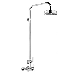 Samuel Heath Style Moderne Exposed Thermostatic Shower Set