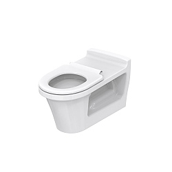 TOTO CF Series Extended Wall-Mounted Pan