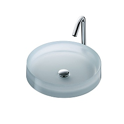 TOTO Luminist Round Washbowl 400mm