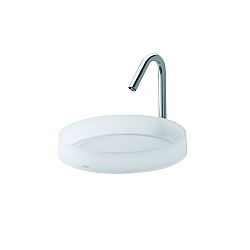 TOTO Luminist Luna Washbowl & LED Lighting 397mm