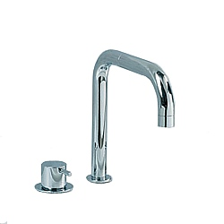Vola SC5 Bath Filler With Double Swivel Spout