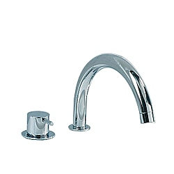 Vola SC7 Swivel Spout Bath Filler