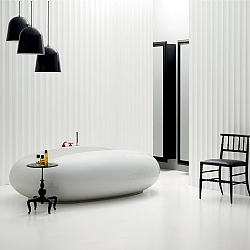 Bisazza Wanders Freestanding Bath