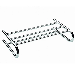 Working Towel Rail With Shelf