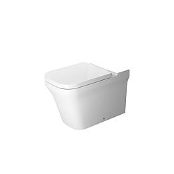 Duravit P3 Comforts Close-Coupled Rimless Pan