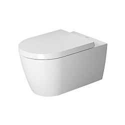 Duravit ME by Starck Rimless Wall-Mounted Pan