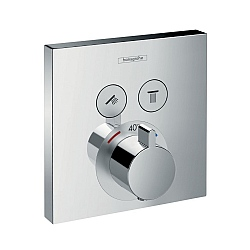 hansgrohe Shower Select Shower Valve For 2 Outlets