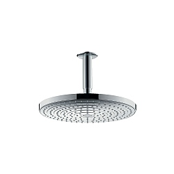 hansgrohe Raindance Select S Round Shower Head & Arm