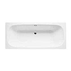 Bette Duett Steel Inset Bath