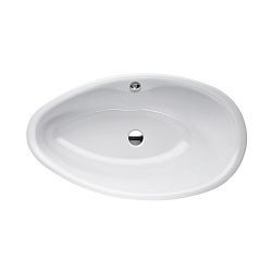 Bette Pool Oval Steel Inset Bath