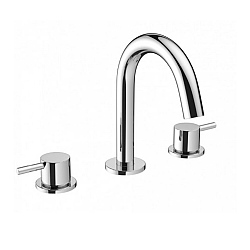 Crosswater Mike Pro 3-Piece Basin Mixer