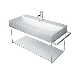 Duravit DuraSquare Wall-Mounted Basin Stand 1065mm