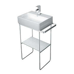 Duravit DuraSquare Freestanding Basin Stand 516mm
