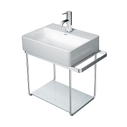 Duravit DuraSquare Wall-Mounted Basin Stand 516mm
