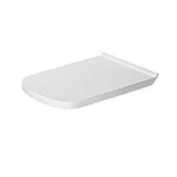 Duravit Durastyle Elongated Toilet Seat With Reinforced Hinges