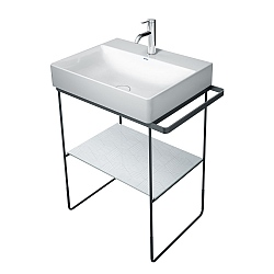 Duravit DuraSquare Glass Insert For 665mm Basin Stand