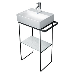 Duravit DuraSquare Glass Insert For 516mm Basin Stand