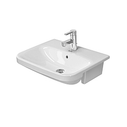Duravit Durastyle Semi-Recessed Washbasin 550mm