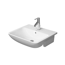 Duravit ME by Starck Semi-Recessed Washbasin