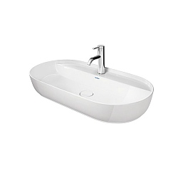 Duravit Luv Washbowl 800mm With Tap Platform