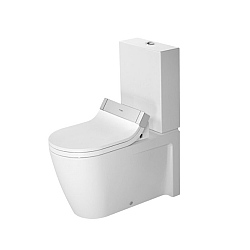 Duravit Starck 2 Close-Coupled Pan For SensoWash