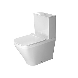 Duravit Durastyle Close-Coupled Pan 630mm