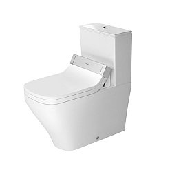 Duravit Durastyle Close-Coupled Pan For SensoWash