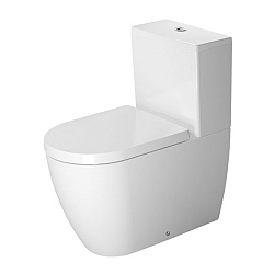 Duravit ME by Starck Close-Coupled Pan