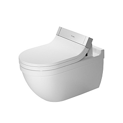 Duravit Starck 3 Wall-Mounted Pan For SensoWash
