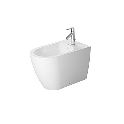 Duravit ME by Starck Floor-Standing Bidet 600mm Satin Matt White