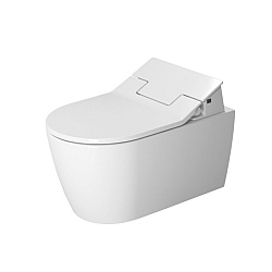 Duravit ME by Starck Wall-Mounted Pan For SensoWash