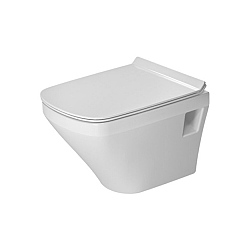 Duravit Durastyle Compact Wall-Mounted Pan