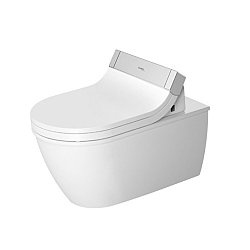 Duravit Darling New Wall-Mounted Pan For SensoWash