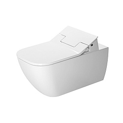 Duravit Happy D.2 Wall-Mounted Rimless Pan For SensoWash
