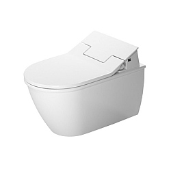Duravit Darling New Wall-Mounted Rimless Pan For SensoWash
