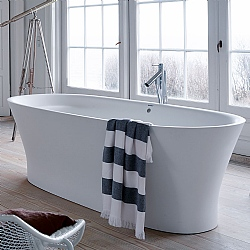 Duravit Cape Cod Freestanding Bath