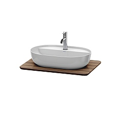 Duravit Luv Wooden Console Top 688mm