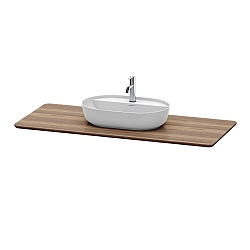 Duravit Luv Wooden Console Top 1388mm