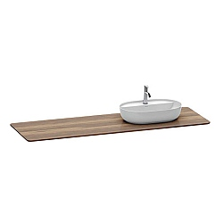 Duravit Luv Wooden Console Top 1783mm For 1 Washbowl