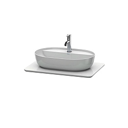 Duravit Luv Quartz Stone Console Top 688mm