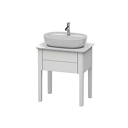 Duravit Luv Freestanding 1-Drawer Vanity Unit 638mm