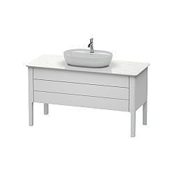 Duravit Luv Freestanding 2-Drawer Vanity Unit 1338mm