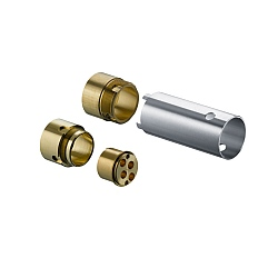 AXOR Extension For Single Lever Basin Mixer Basic Set