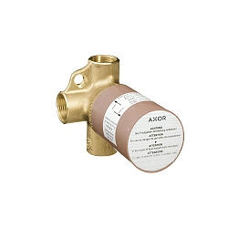 AXOR Basic Set For Trio 2-Way Diverter Valve With Integrated Shut-Off