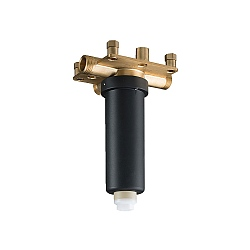 AXOR Basic Set For Overhead Shower With Ceiling Connector