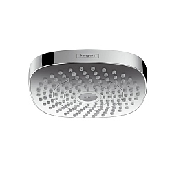 Hansgrohe Croma Select E Square 2 Jet Shower Head