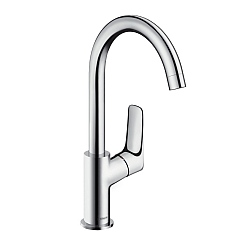 hansgrohe Logis Basin Mixer 210 Swivel Spout