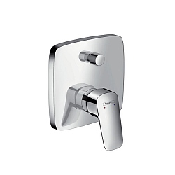 hansgrohe Logis Concealed Single Lever Bath Shower Mixer