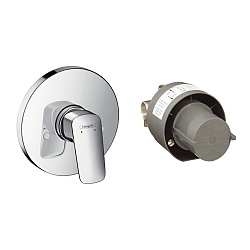 hansgrohe Logis Concealed Shower Mixer Set